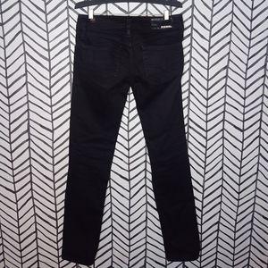 Diesel Jeans Black 26x32